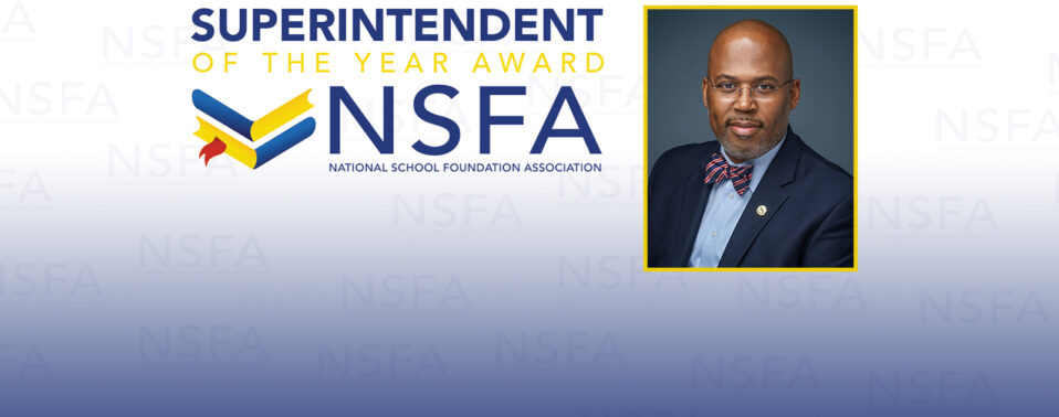 Spring ISD Superintendent Announced as 2021 NSFA Superintendent of the Year