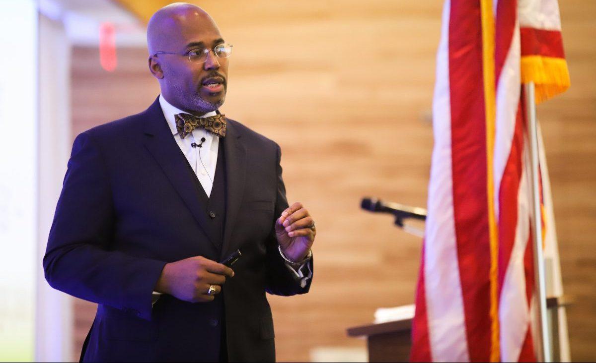 Superintendent Dr. Rodney E. Watson